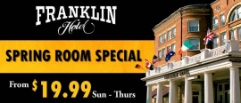 Spring Room Special